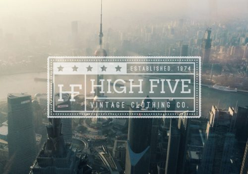 High Five Vintage Clothing Company